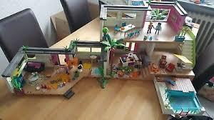 playmobil luxusvilla gästebungalow küche schlafzimmer