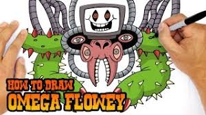 Ecouter Et Telecharger How To Draw Omega Flowey