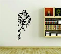Buy Football Player Design Version 138 NFL Vinyl Wall Decal Sticker ... Cars Wall Decals Best Vinyl Decal Monster Truck Garage Decor Cstruction For Boys Fire Truck Wall Decal Department Art Custom Sticker Dump Xxl Nursery Kids Rooms Boy Room Fire Xl Trucks Stickers Elitflat Plane Car Etsy Murals Theme Ideas Racing Art