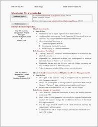 Resume Finance Director Free Examples Awesome Banking Elegant Od Example