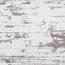 Timeline Wood 11 32 In X 55 475 Distressed White Panels 6 Pack 00955