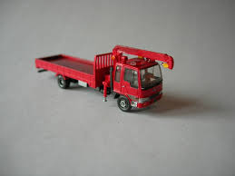 99 N Scale Trucks Japan Fire Crane Truck 1150 Spur Scratchbuild Flickr