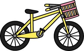 Bicycle Clipart Basket Clip Art Bmx Bike At Getdrawings