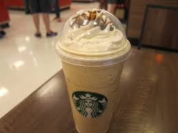 Starbucks New Caffe Espresso Frappuccino Features Roast Coffee And Milk Blended With Ice Topped Infused Whipped Cream