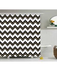 Chevron Print Shower Curtains by Holiday Shopping U0027s Hottest Deal On Ebern Designs Maryann Chevron