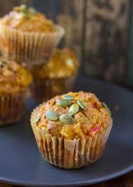 Vegan Pumpkin Muffins No Oil by Spicy Paleo Pumpkin Muffins Recipe Simplyrecipes Com