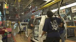 Dearborn Truck Plant Gears Up To Assemble The 2015 Ford F-150 Pickup ... Michigan Supplier Fire Idles 4000 At Ford Truck Plant In Dearborn Tops Resurgent Us Car Industry 2013 Sales Results Show The Could Reopen Two Plants Next Friday F150 Chassis Go Through Assembly Fords Video Inside Resigned To See How The 2015 F Announces Plan To Cut Production Save Costs Photos And Ripping Up History Truck Doors For Allnew Await Takes Costly Gamble On Launch Of Its Pickup Toledo Blade Plant Vision Sustainable Manufacturing Restarts Production