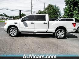 100 Used Nissan Titan Trucks For Sale 2017 XD 4x4 Diesel Crew Cab SL At ALM Gwinnett