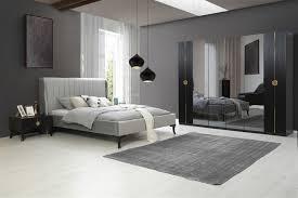 keops schlafzimmer set schwarz