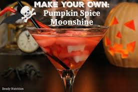 Cooked Pumpkin Pie Moonshine by Make Your Own Pumpkin Pie Infused Moonshine Ready Nutrition