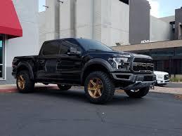 100 Camo Truck Rims 2017 Ford Raptor ADV6 MV1 SL Brushed Man Bronze Wheels ADV1 Wheels