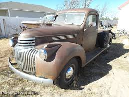 1946 Chevrolet Pickup Truck | Item DC3753 | SOLD! December 2... 1946 Chevy 3105 12 Ton Panel Delivery Truck Picture Car Locator Tkzautomotive One Trucks Pinterest Classic Dually Gmc Coe Coe Tow Chevrolet Art Deco V8 Hotrod Truck Project Pickup Rust Free Body Off Complete Restoration Bobber The Hamb Stylemaster Wikipedia Chevy For Sale Pick Up 5 Aos De Image Result Pickup Carstrucks 12ton 1936 Master Deluxe Sport
