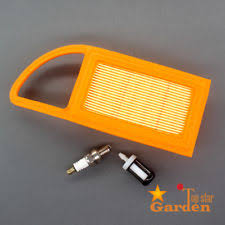 Service Tune Up Kit For Stihl BR500 BR550 BR600 Backpack Blower Air Fuel Filter