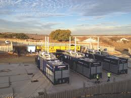 Siemens Dresser Rand Guascor by Case Study Turning Biogas Into Power For South Africa Mce