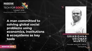 100 Sridhar Murthy Sattva Bangalore India Facebook
