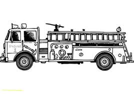 Free Fire Truck Coloring Pages | Free Coloring Pages For Kids