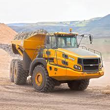 100 Rock Truck Bell B45E ADT Bell S America
