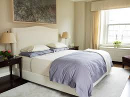 Upholstered Headboard Bedroom Ideas Photo