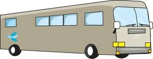 Motorhome Clipart Image Big RV Or Bus