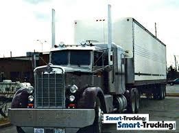 Old Truck Pictures - Classic Big Rigs From The Golden Years Of Trucking