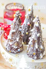 Black Forest Cheesecake Christmas Trees Video