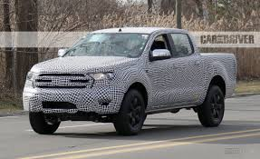 2019 Ford Ranger Spy Photos | News | Car And Driver 2019 Ford Ranger First Look Welcome Home Motor Trend That New We Sure It Isnt A Rebadged Chevrolet Colorado Concept Truck Of The Week Ii Car Design News New Midsize Pickup Back In Usa Fall Compact Returns For 20 2018 Specs Prices Features Top Gear Pick Up Range Australia Looks To Capture Midsize Pickup Truck Crown History A Retrospective Small Gritty Kelley Blue Book