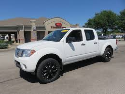 2018 Used Nissan Frontier SV Crew Cab 4X4 20