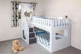 Bedroom Full Size Loft Bed Loft Bed With Steps Children s High