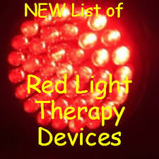Infrared Therapy Lamp Canada by Red Light Therapy Devices Want To Find The Best Red Light Therapy