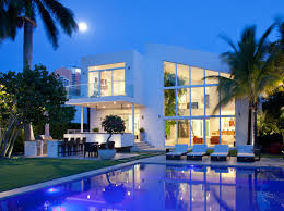 100 Contemporary Glass Houses Family House In Golden Beach Florida