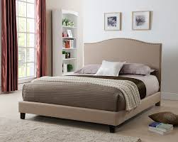 Platform Bed Frames by Living In Style Brittany Upholstered Platform Bed U0026 Reviews Wayfair
