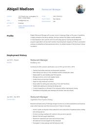 Restaurant Manager Resume & Writing Guide | +12 Examples | 2020 39 Beautiful Assistant Manager Resume Sample Awesome 034 Regional Sales Business Plan Template Ideas Senior Samples And Templates Visualcv Hotel General Velvet Jobs Assistant Hospality Writing Guide Genius Facilities Operations Cv Office This Is The Hotel Manager Wayne Best Restaurant Example Livecareer For Food Beverage Jobsdb Tips