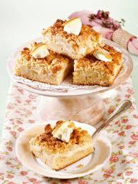 apfel blechkuchen mit marzipan idee für mich de