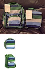 Backpacks And Bags 57882: New Pottery Barn Kids Fairfax Striped ... Bpacks And Bags 57882 Nip Pottery Barn Kids Mackenzie Extra Blue Sharks Lunch Diaper Bag All Things Baby Pinterest Aqua Unicorn Bag Glitter Ballerina Au Lunchbox Diaries Back To School With Large Mermaid Bpack Classic Lunch Bag 6 Best 25 Boy Diaper Bags Ideas On Man 2016 Mackenzieclassic Box Review Fairfax Greennavy Ebay