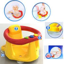 baby bathtub ring seat chair s new baby bath tub ring seat