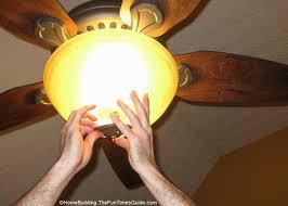 Harbor Breeze Ceiling Fan Light Bulb Change by How To Change Light Bulb In Ceiling Fan Ceiling Designs
