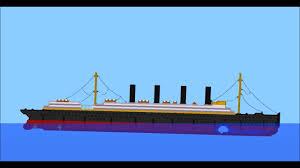 r m s lusitania sinks in real time remake sinking simulator 2