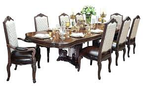 Dining Sets Deals Furniture Room Palace 9 Piece Table Set N Discount