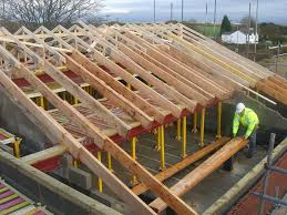 100 Bowstring Roof Truss Fink Cheshire Es