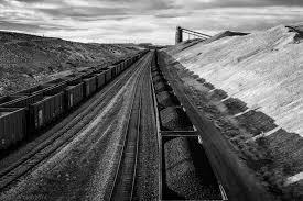 100 Wild West Cars And Trucks Riding The Coal Train Through The Vantage Medium