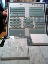 Akdo Taupe Glass Tile by Bottom Left Glass Tile For Shower Backsplash Almost Entire Wall