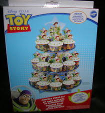 Wilton Industries Disney Toy Story Cupcake Stand Kit 15107771 UPC07089615071