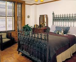 a gothic bed from garden fencing old house restoration products