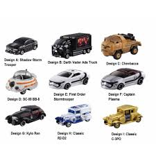 Takara Tomy Tomica Star Wars Sales, Toys & Games, Bricks & Figurines ...