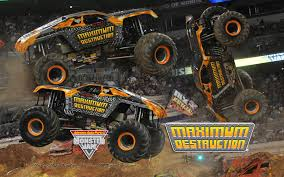100 Monster Truck Backflip Atlanta