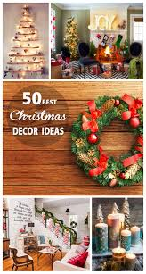 50 Best Christmas Decoration Ideas For 2019