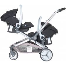 siege auto recaro castle stroller