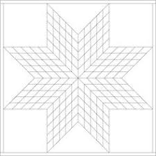 Lone Star Pattern To Color In