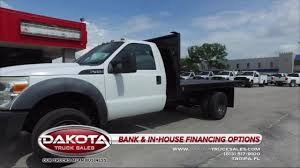 100 Meyers Truck Sales 2011 Ford F450 Reg Cab 11ft Flatbed WB Tampa Clearwater