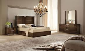 Bedroom Sets With Storage by Soprano Italian Modern Bedroom Set With Storage Drawer
